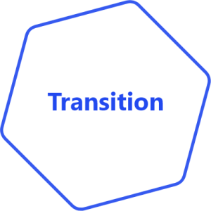 Transition support process